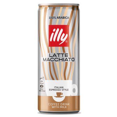 ILLY latte macchiato 250ml
