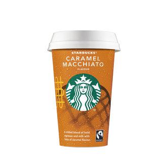 Starbucks caramel machiato 220ml