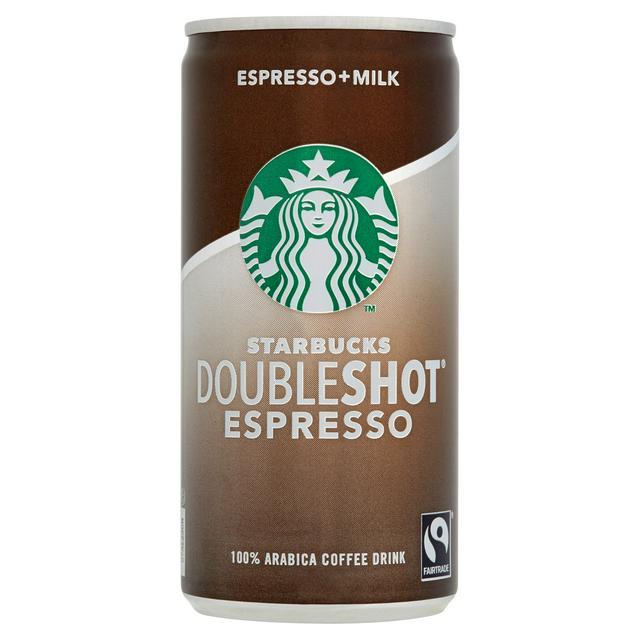 Starbucks double espresso shot 200ml