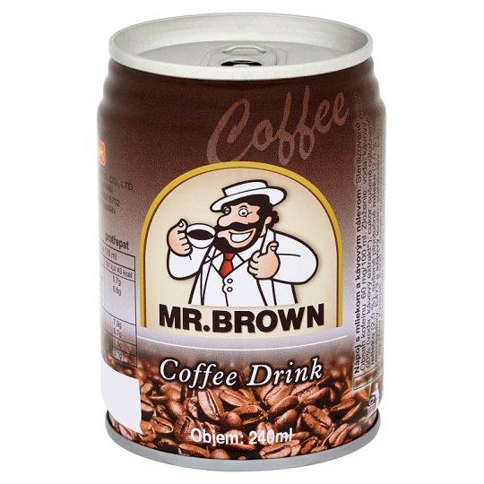 Mr.Brown coffee Classic 240ml