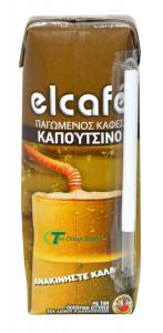 Elcafe cappuccino 250ml