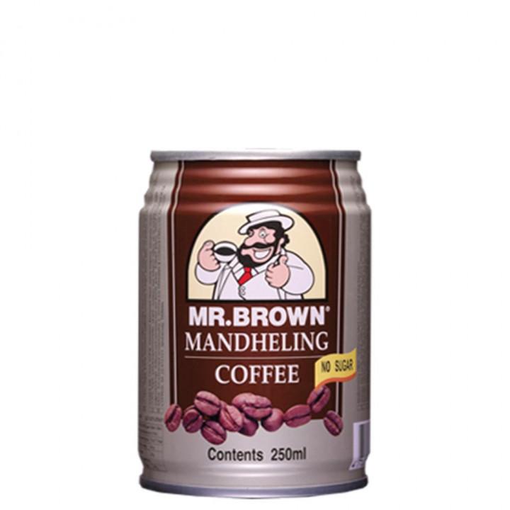Mr.Brown mandheling 240ml