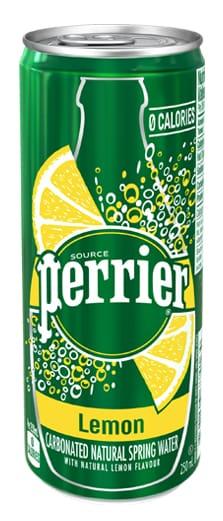 Perrier lemon 250ml