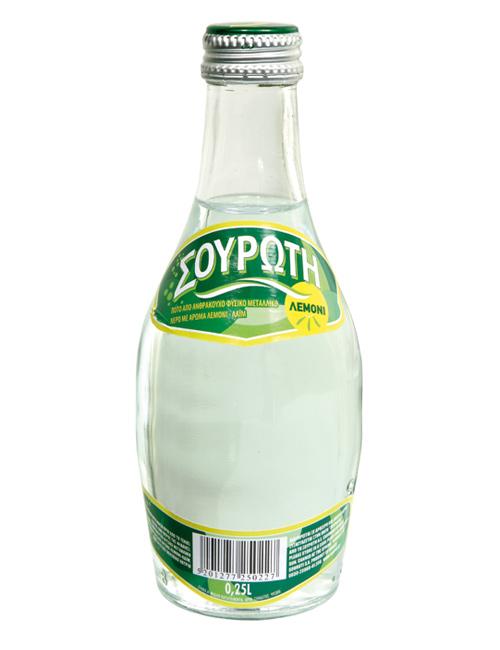 Souroti lemon 250ml