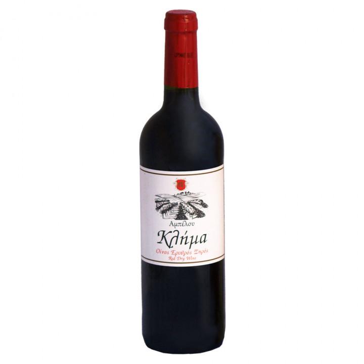 Ampelou klima Red Wine