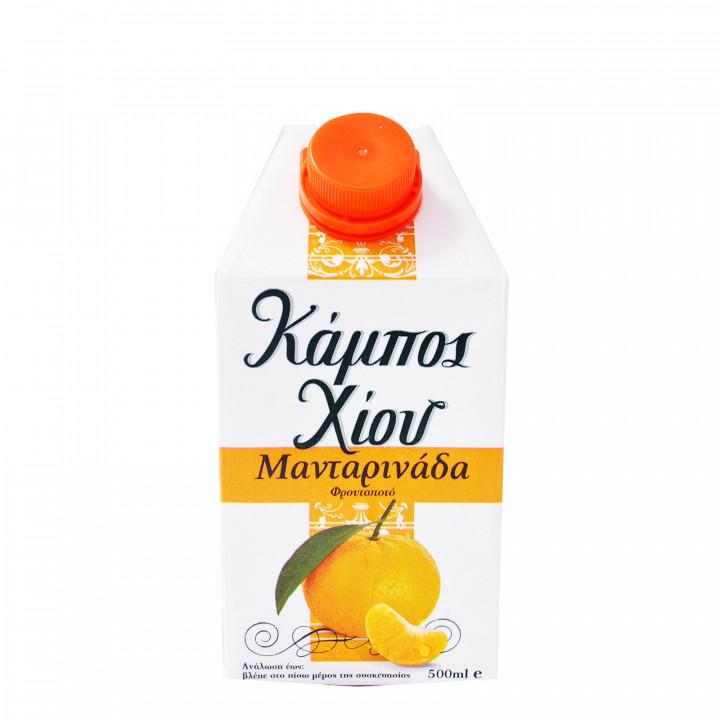 Kampos Xiou Juice Mandarin 500ml