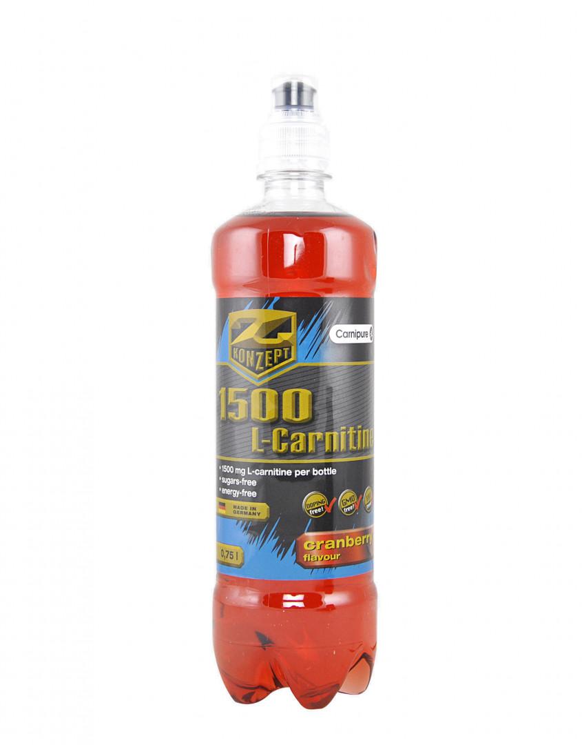 L-carnitine drink 1500 cranberry