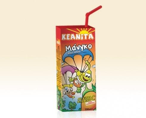 Keanita mango 250ml