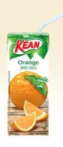 Kean Juice Orange 250ml