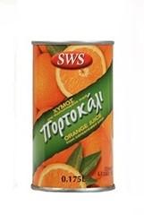SWS Orange 175ml
