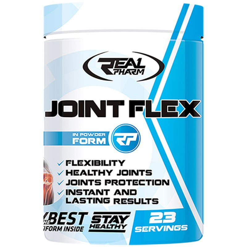 REAL PHARM JOINT FLEX 400G - BLUEBERRY