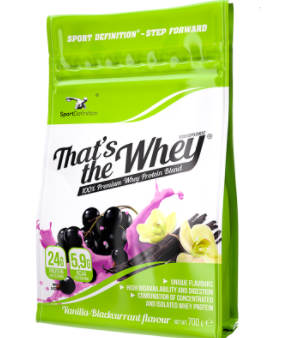Sport Definition That's The Whey 2kg - Vanilla Blackcurrant