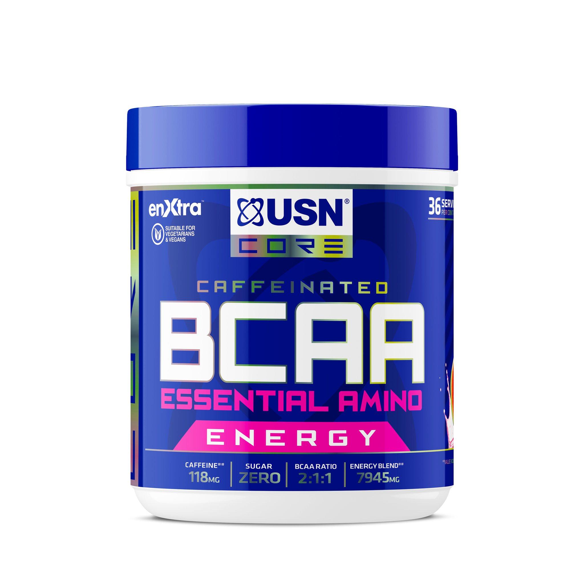 USN BCAA Essential Amino Energy 400g - Mango-Orange