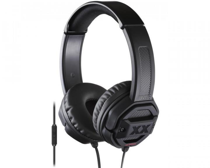 ON AROUND EAR HEADPHONES / BLACK 40,0MM