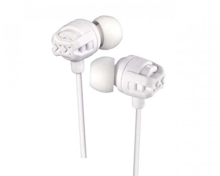 INNER EAR HEADPHONES / WHITE 8,5MM