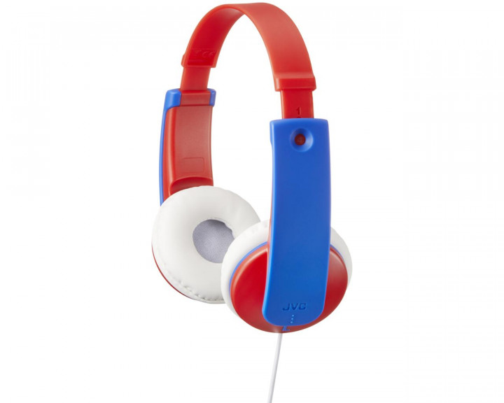 AROUND EAR HEADPHONES / RED 30,0MM