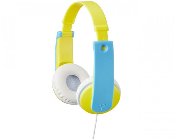 AROUND EAR HEADPHONES / YELLOW 30,0MM