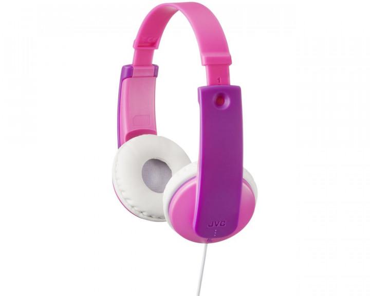 AROUND EAR HEADPHONES / PINK 30,0MM