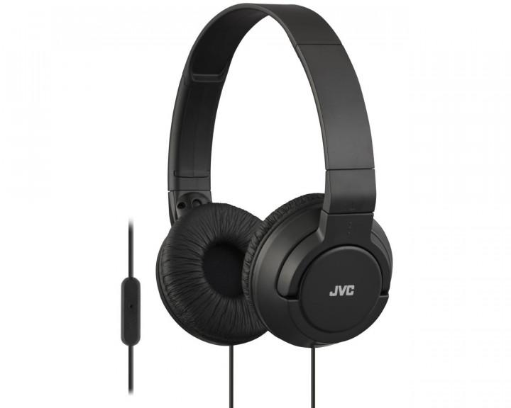 ON AROUND EAR HEADPHONES / BLACK 30,0MM