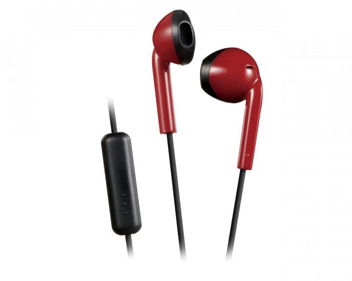 INNER EAR HEADPHONES / RED 13,5MM