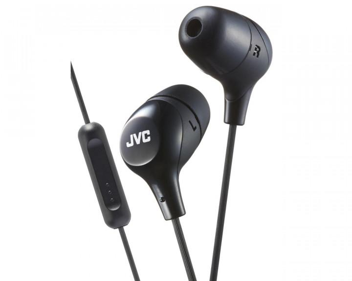 INNER EAR HEADPHONES / BLACK 10MM