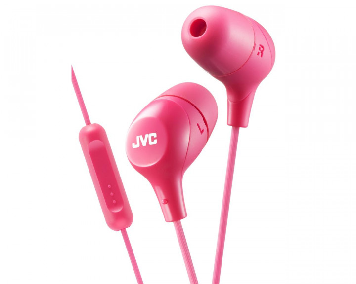 INNER EAR HEADPHONES / PINK 10MM
