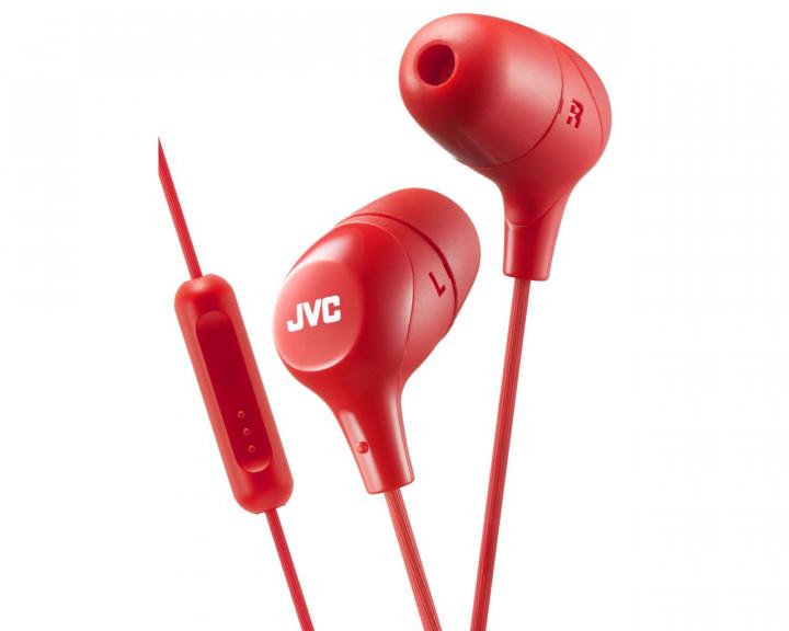 INNER EAR HEADPHONES / RED 10MM