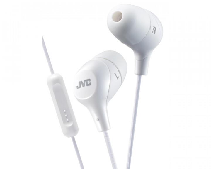 INNER EAR HEADPHONES / WHITE 10MM
