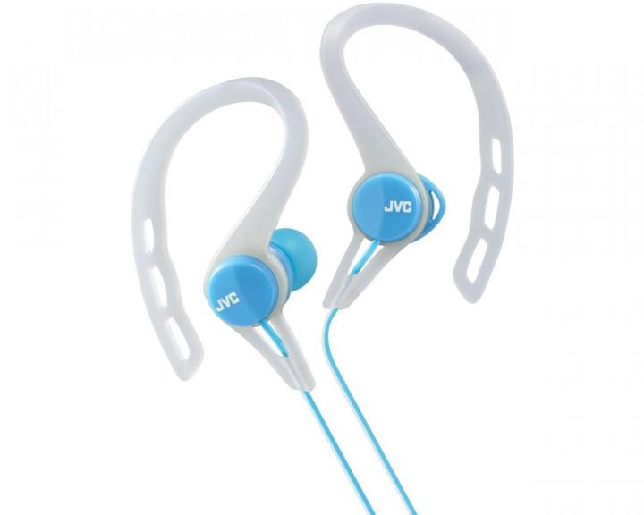 CLIP INNER EAR HEADPHONES / BLUE 9MM