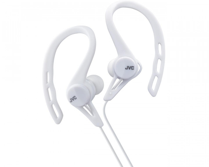 CLIP INNER EAR HEADPHONES / WHITE 9MM