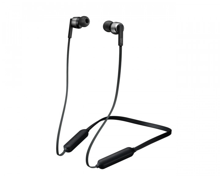 INNER EAR HEADPHONES / BLACK 8.5MM