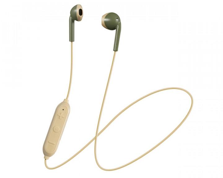 INNER EAR HEADPHONES / GREEN 10.7MM