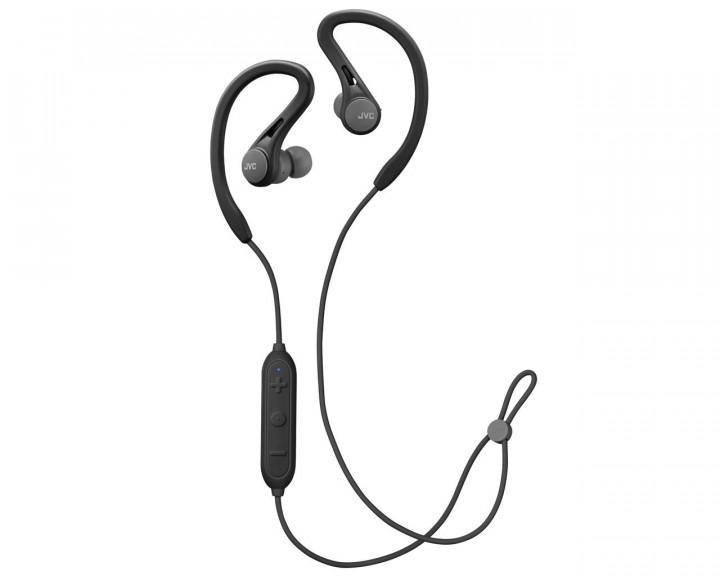 CLIP INNER EAR HEADPHONES / BLACK 9,2MM