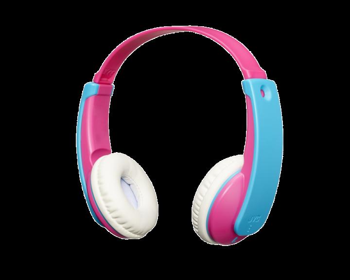 AROUND EAR HEADPHONES /  PINK