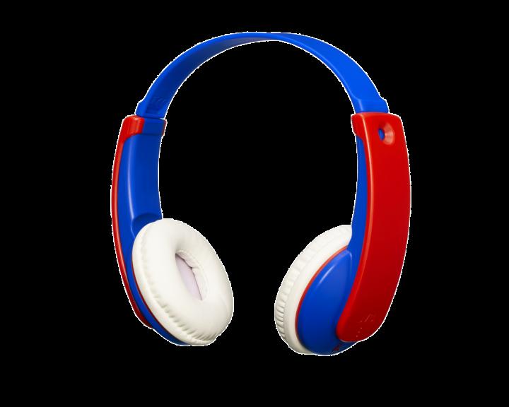 AROUND EAR HEADPHONES /  BLUE