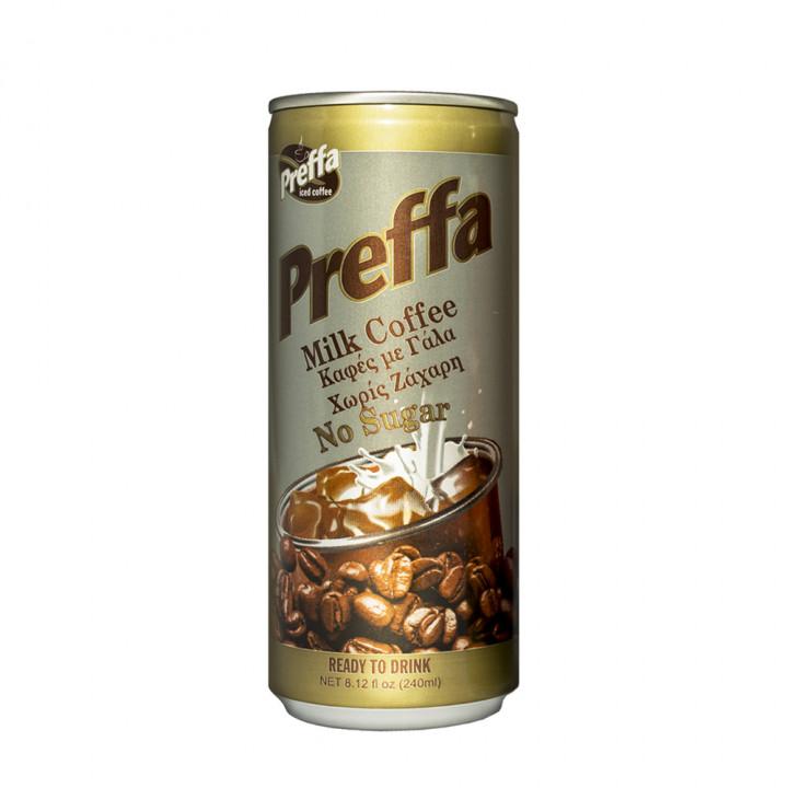 Preffa milk coffee 240ml