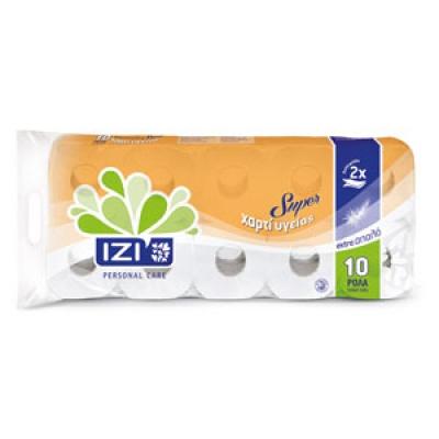 Izi Toilet paper rolls 100g 2ply