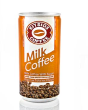 Kitsos milk coffee 240ml