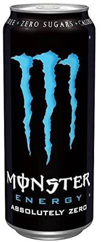Monster duty zero 500ml
