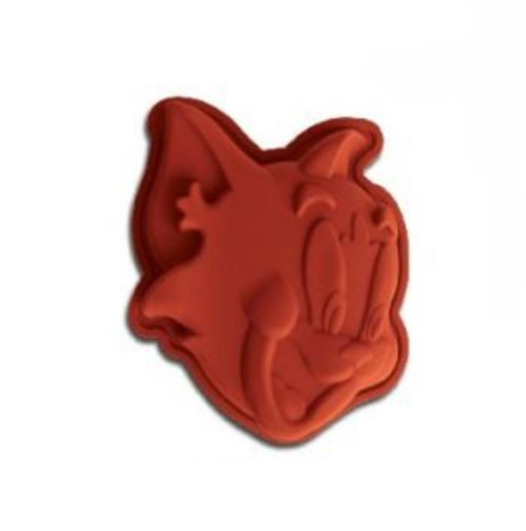 Uniflex® Silicone Moulds _ Looney Tunes Characters_ Tom - 138 x 145 h 28,5 mm