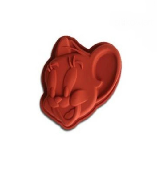 Uniflex® Silicone Moulds _ Looney Tunes Characters_ Jerry - 164 x 150 h 28,5 mm