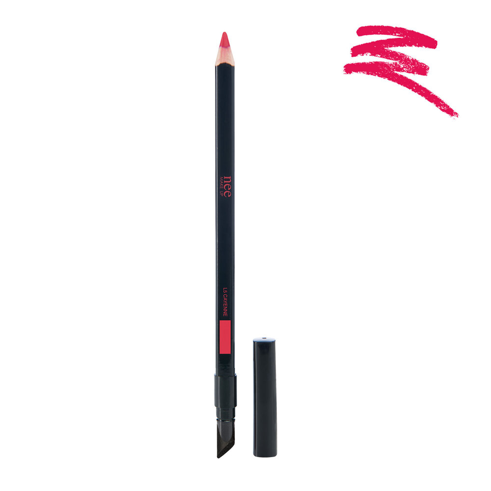 Nee lip pencil high definition - Cayenne No. L5