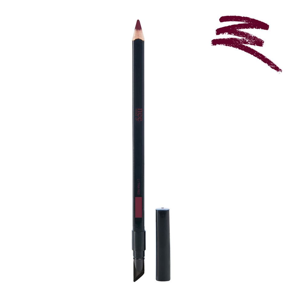 Nee lip pencil high definition - Tina red No. L1