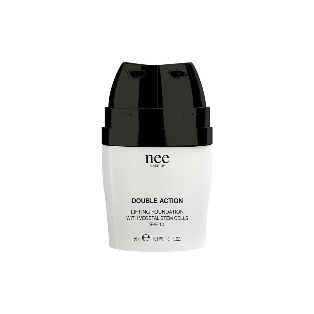 Nee double action lifting foundation - No. D1B