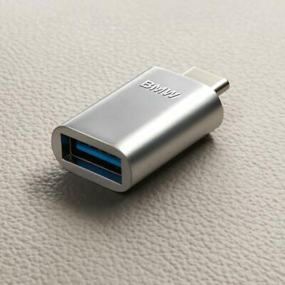 Adapter USB-C connector to USB-A socket - Silver