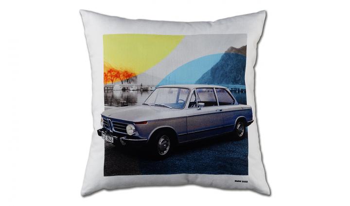 BMW Classic pillow BMW 2002 - White