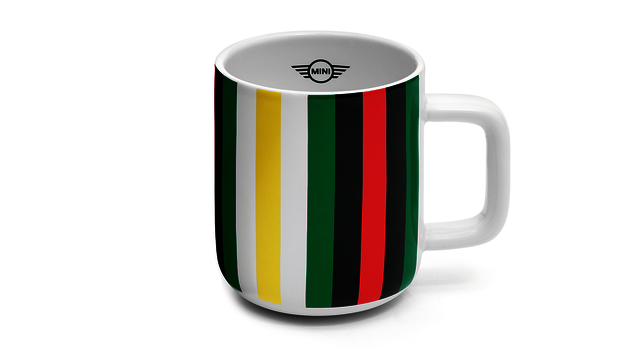 MINI Cup striped