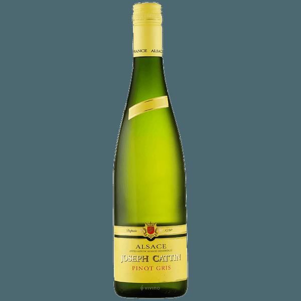 Pinot Gris Alsace AOC Joseph Cattin - 75 cL