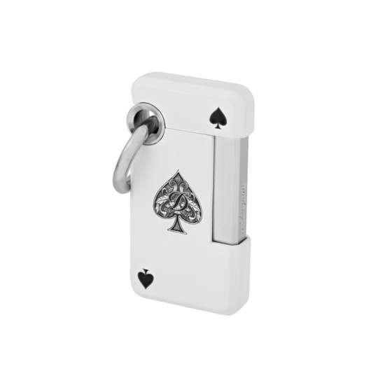 S.T. Dupont Hooked Trumpo Lighter (Piquer)