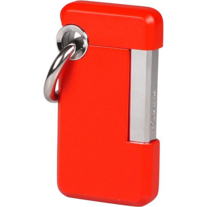 S.T. Dupont Hooked Cosmo Lighter (Red)